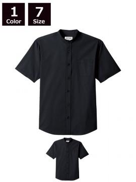 ARB-EP8240 スタンドカラーシャツ(男女兼用・半袖)