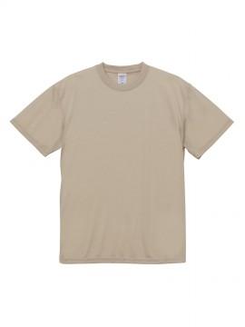 CB-5660 5.6オンス ドライコットンタッチ Tシャツ(ローブリード)拡大画像 サンドベージュ