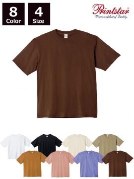 WE-00113-BCV 5.6オンス ヘビーウエイトビッグTシャツ