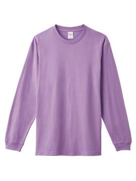 WE-00110-CLL 5.6オンス ヘビーウェイトLS-Tシャツ(+リブ) 拡大画像