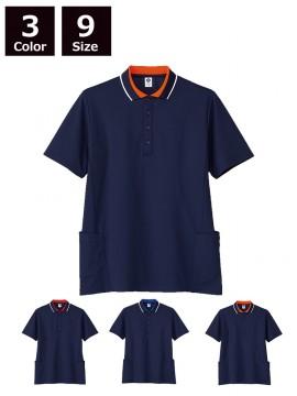 ユニセックス ポロシャツ