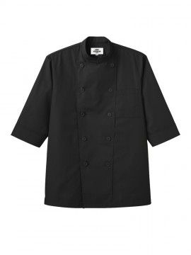 ARB-AS6021 ブラックコックシャツ 黒