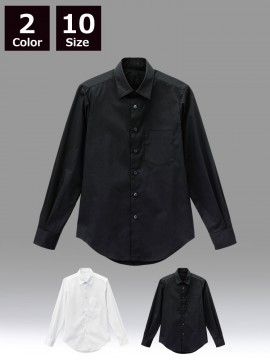 BS-24311 シャツ 商品一覧 白 黒