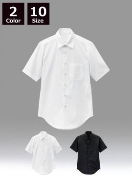 BS-23311 シャツ 商品一覧 白 黒