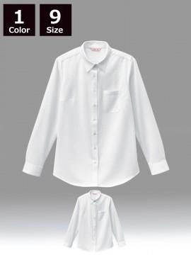 BS-24243 ニットシャツ 商品一覧 白