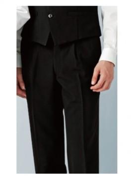 BS-12113 ワンタックスラックス(メンズ) ズボン 拡大