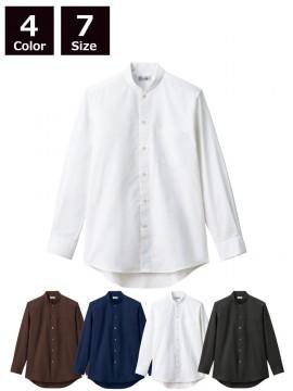 BM-FB5051M メンズスタンドカラー長袖シャツ 商品一覧