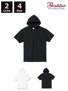 WE-00105-CHD 5.6oz ヘビーウェイト フーディTシャツ