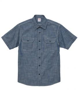 CB-1783 T/Cシャンブレー ワークシャツ 商品一覧