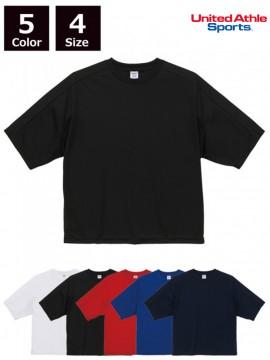 CB-5981 4.1オンス ドライアスレチック ルーズフィットTシャツ
