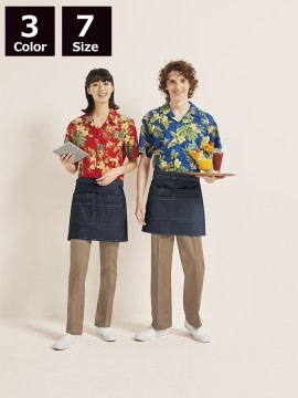 ARB-EP8712 アロハシャツ(半袖)「兼用」