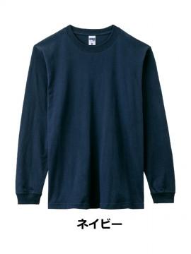 BM-MS1611 6.2オンスヘビーウェイトロングスリーブTシャツ 拡大画像