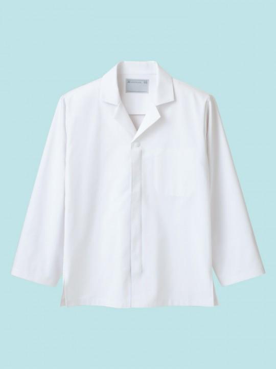 白衣七分袖(レディース)