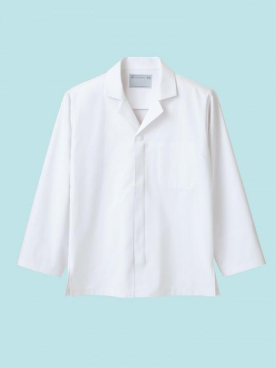 白衣七分袖(メンズ)