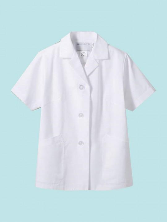 白衣半袖(レディース)