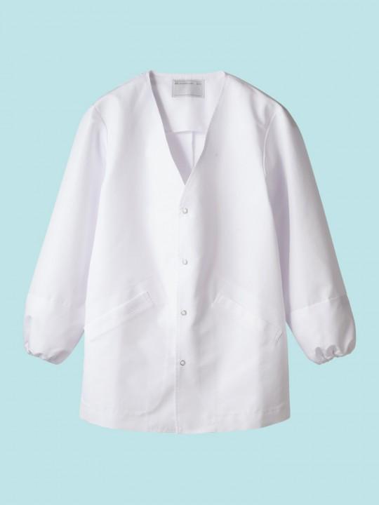 白衣長袖(レディース)