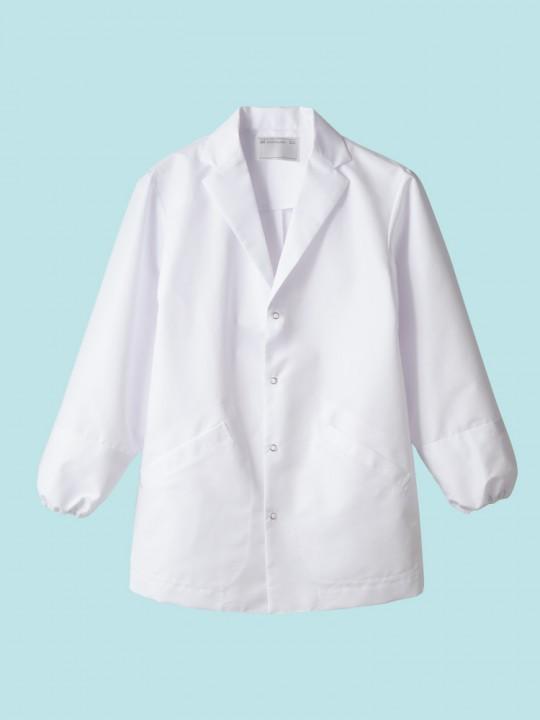 白衣長袖(メンズ)