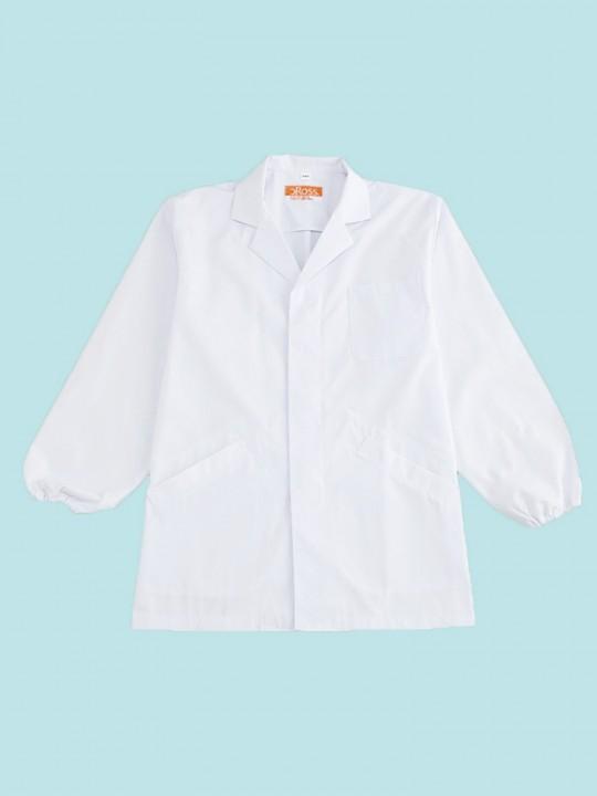 CROSSの調理用白衣