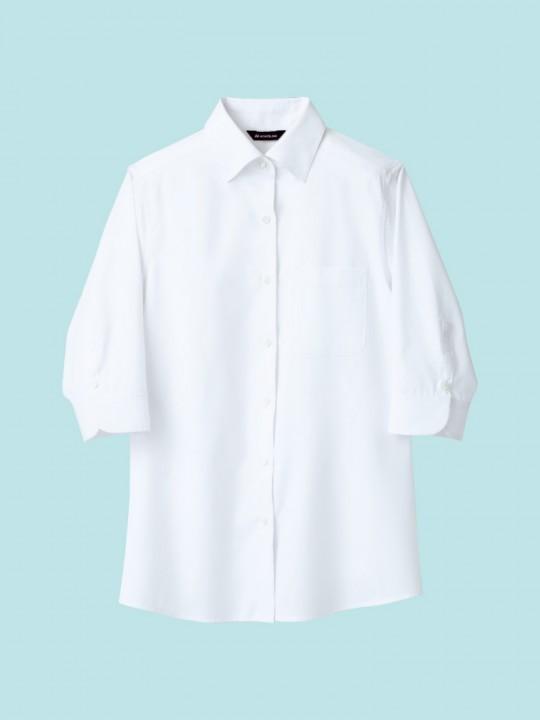 シャツ七分袖