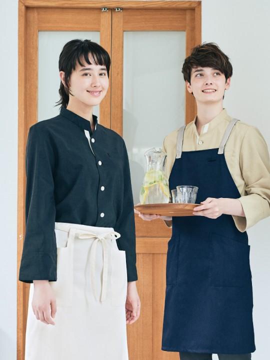 カラオケ店 制服