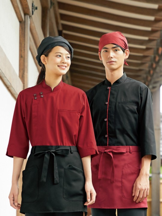 中華料理屋 制服