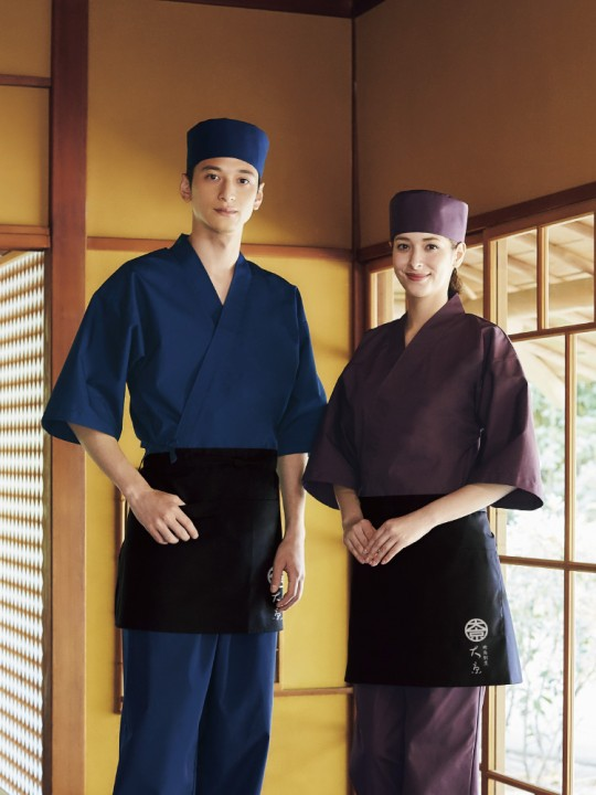 旅館 制服